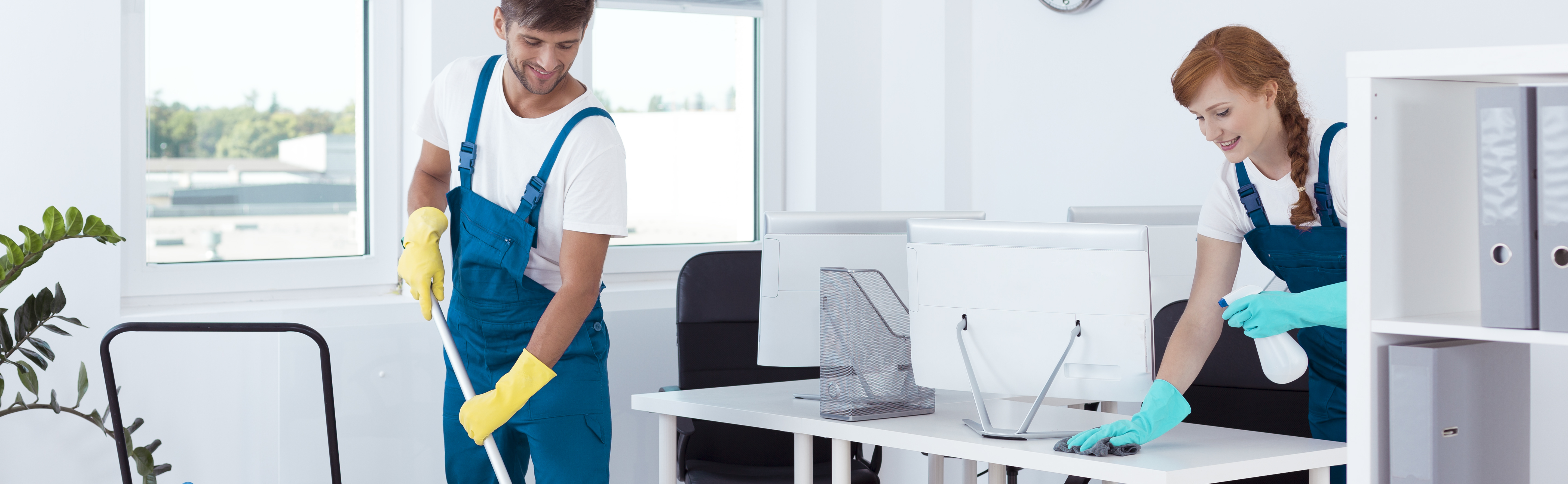 Green Cleaning For Offices Husband Amp Wife